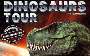 Dinosaurs Tour llega a Talayuela