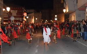 Talayuela representa de nuevo 'La Pasión' esta Semana Santa