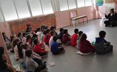 El CEIP Gonzalo Encabo celebra la semana del libro con múltiples actividades