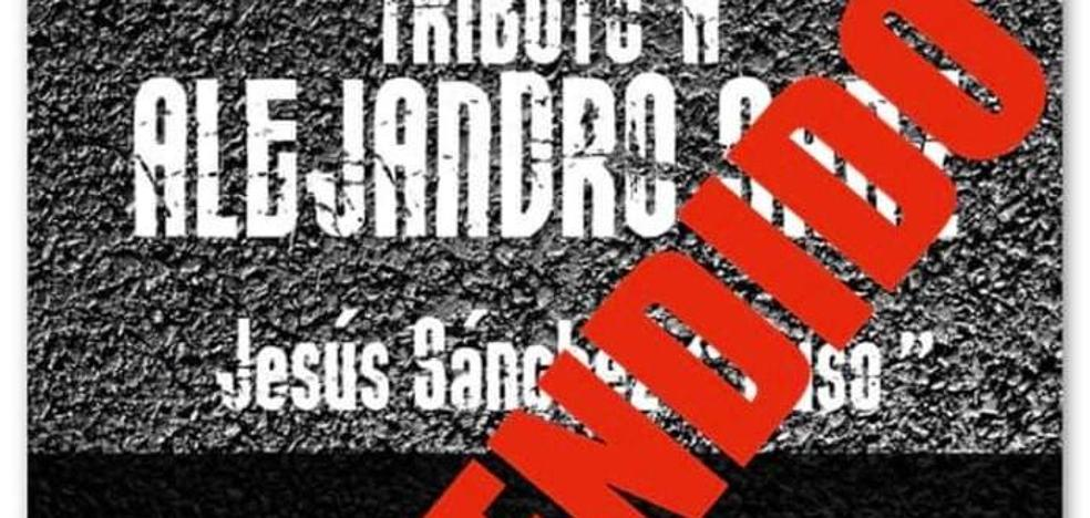 Jesús Sanchez «Suso» cancela su concierto en Talayuela por un cólico nefrítico