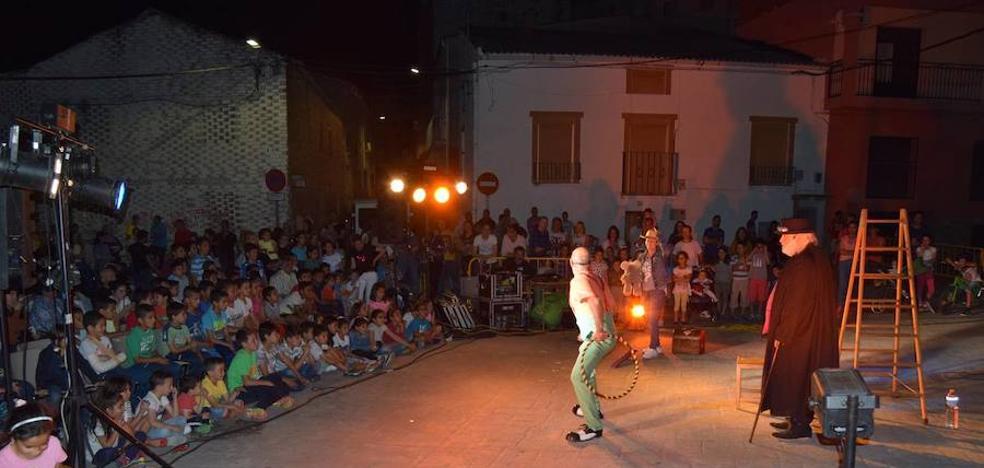 El Festival Nosolocirco vuelve este fin de semana a Talayuela