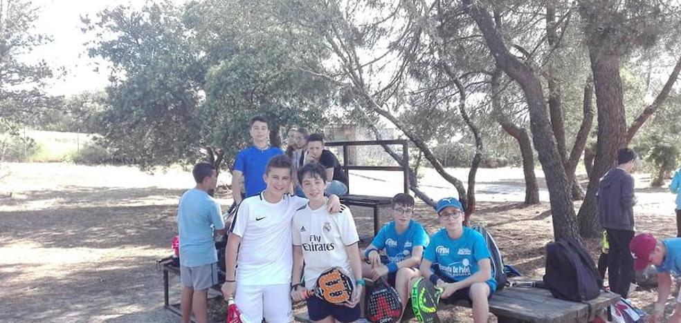 El Torneo de Padel San Marcos reúne a jugadores de hasta siete localidades de la zona
