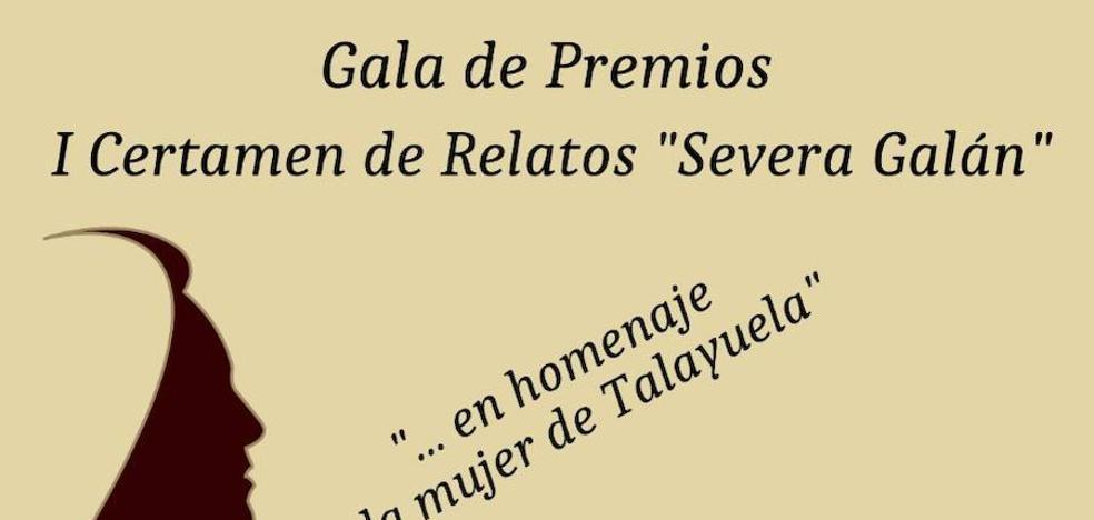 Miguel Ángel Carcelen, ganador del primer certamen de relatos 'Severa Galán'
