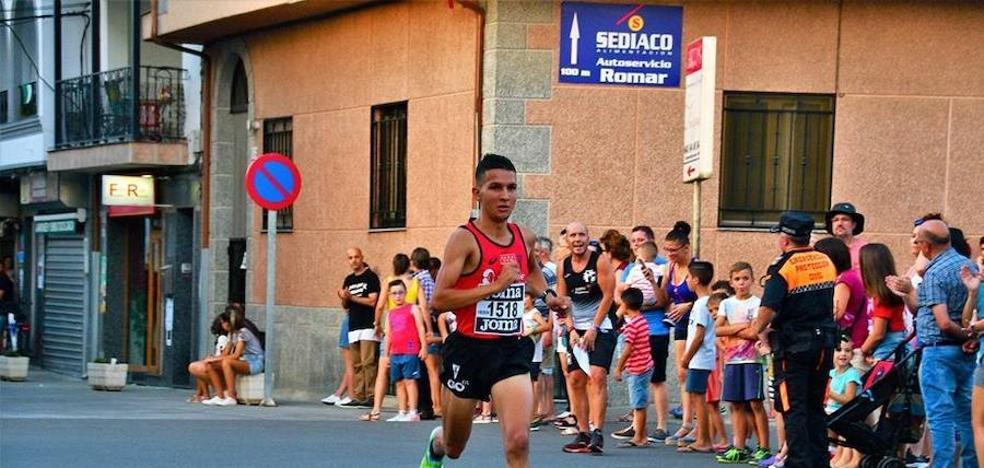 Houssame Benabbou, primer español en el XXIV Medio Maratón Ciudad de Albacete