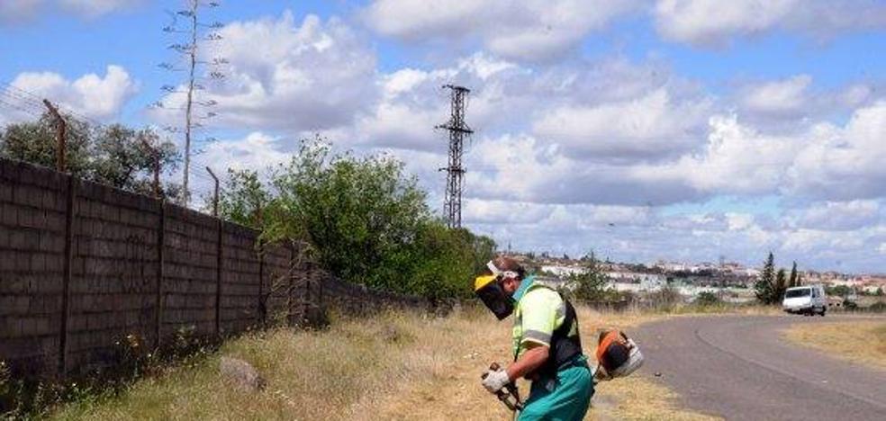 El Ayuntamiento emite un bando instando a limpiar los solares sin edificar