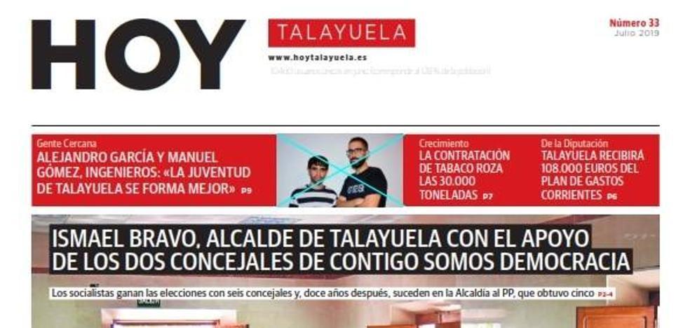 Sale a la calle la edición número 33 de HoyTalayuela