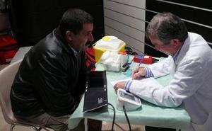 Solo tres extracciones de sangre en julio en el Área de Salud