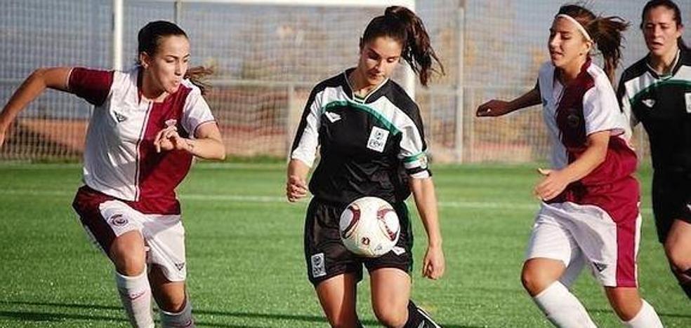 Paula León ficha por el Club Deportivo Badajoz femenino