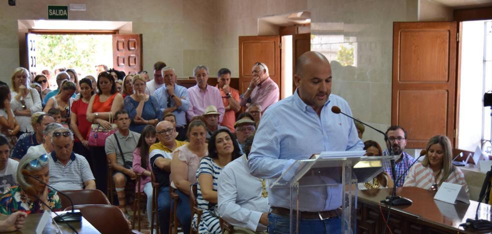 Roberto Baños se incorpora al Comité Ejecutivo Regional del PP