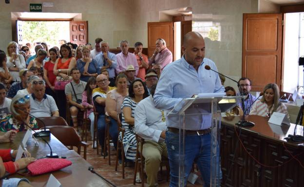 Roberto Banos.Roberto Banos Se Incorpora Al Comite Ejecutivo Regional Del