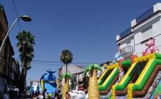 Actividades acuáticas, infantiles y actuaciones musicales en la tercera jornada de las Fiestas de Agosto