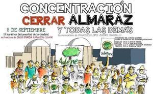 La concentración antinuclear del 8 de septiembre se dedicará a Paquillo, fallecido semanas atrás