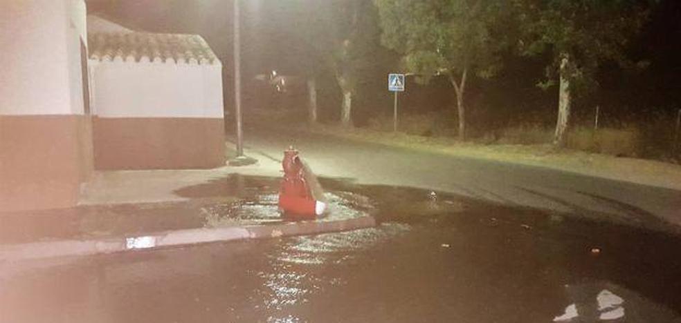 El Ayuntamiento anuncia que esta noche se realizará una nueva purga en las tuberías de la red de agua