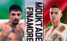 Anas Mouktader consigue una nueva victoria en K1 profesional