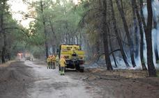 SGTEX vuelve a quejarse por el avituallamiento de los bomberos forestales