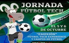 Fútbol y alta tecnología se unen este fin de semana en Saucedilla