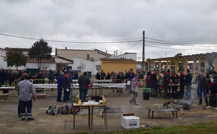 FotoGalería Matanza Popular Barquilla de Pinares