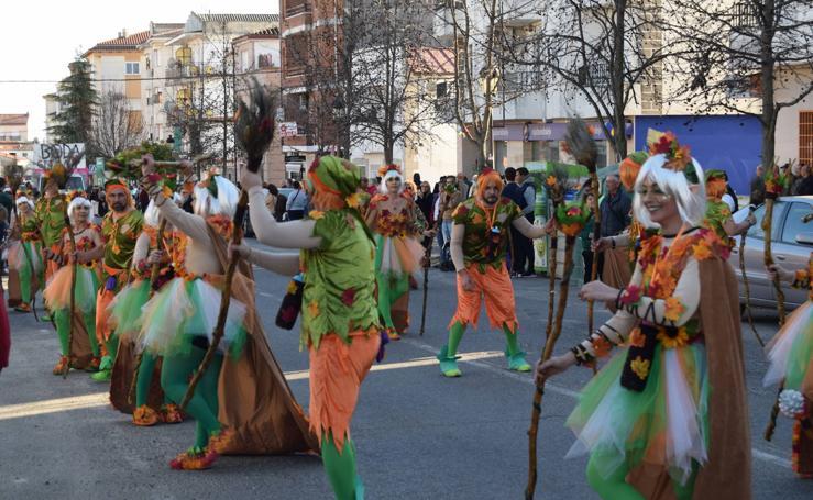 Desfile de Carrozas y Comparsas Carnaval Talayuela 2020
