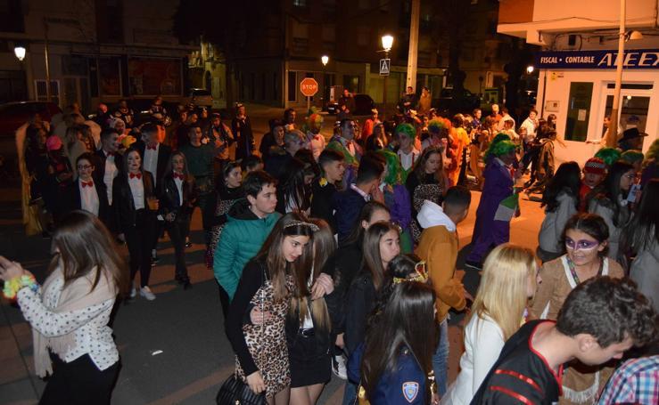 Desfile Carnaval Nocturno Talayuela 2020