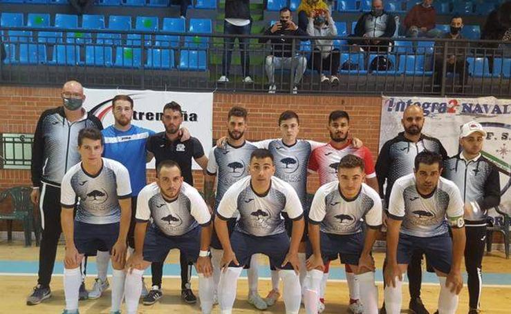 Final del Trofeo Diputación de Cáceres de Fútbol Sala 2019/2020