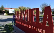 «Talayuela es conocida como la capital del cultivo de tabaco»