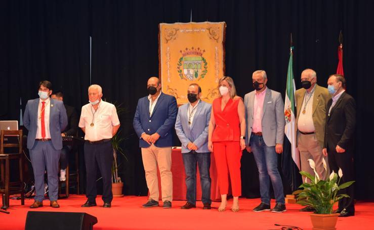 FotoGalería Nombramiento oficial del Cronista de Talayuela y Acto homenaje a los alcaldes de la democracia