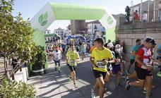 Benabbou vence en la Media Maratón de Cáceres