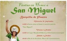 Barquilla de Pinares celebra su día grande de San Miguel