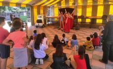 Circo y teatro de calle para reforzar la identidad comarcal