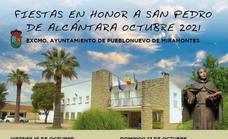 Miramontes celebra este fin de semana sus fiestas de San Pedro de Alcántara