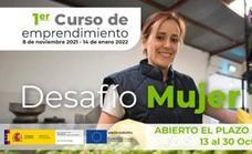 I Curso online de Emprendimiento «Desafío Mujer Rural»