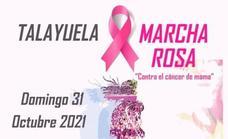 La Marcha Rosa regresa a Talayuela