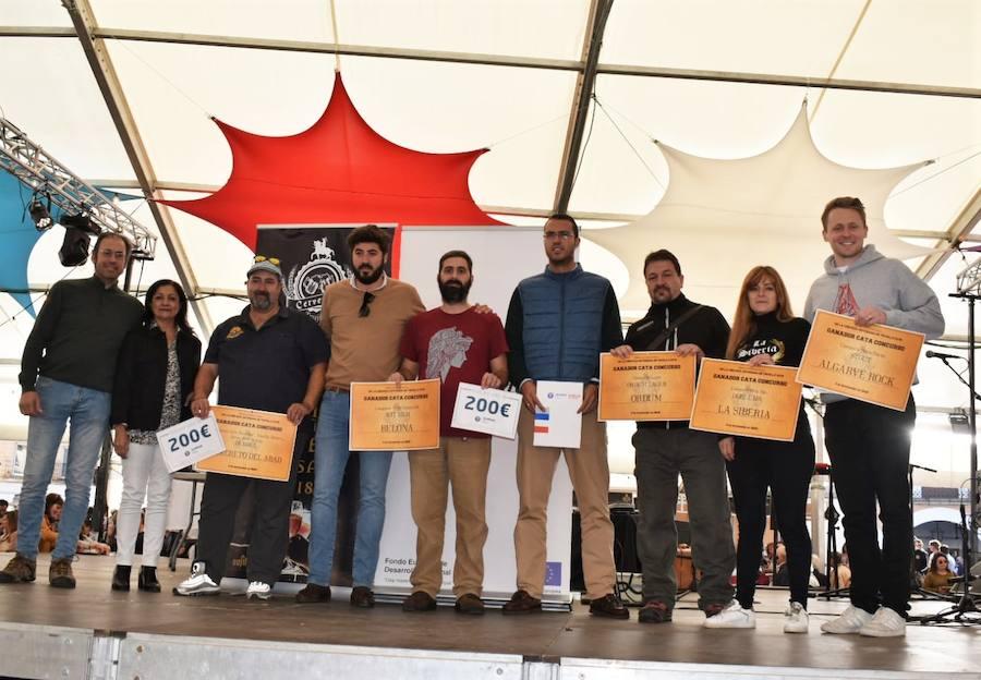 Una cerveza de Trujillo y otra de Herrera del Duque, premiadas en la Feria Internacional