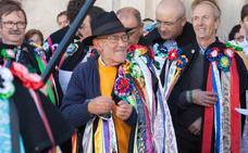 50 años de un cura atípico en Huertas de Ánimas