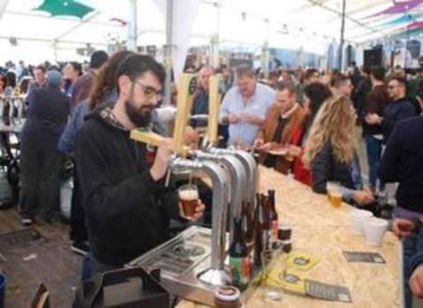 Los organizadores hacen un balance positivo de la Feria de la Cerveza Artesana