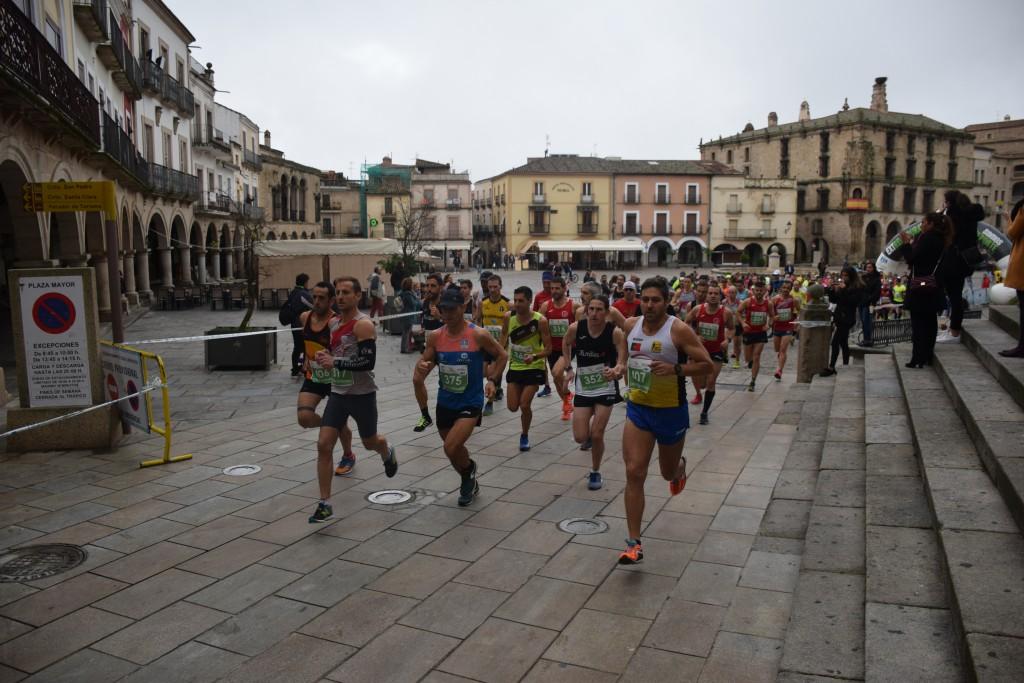 Media Maratón 2018 (I)