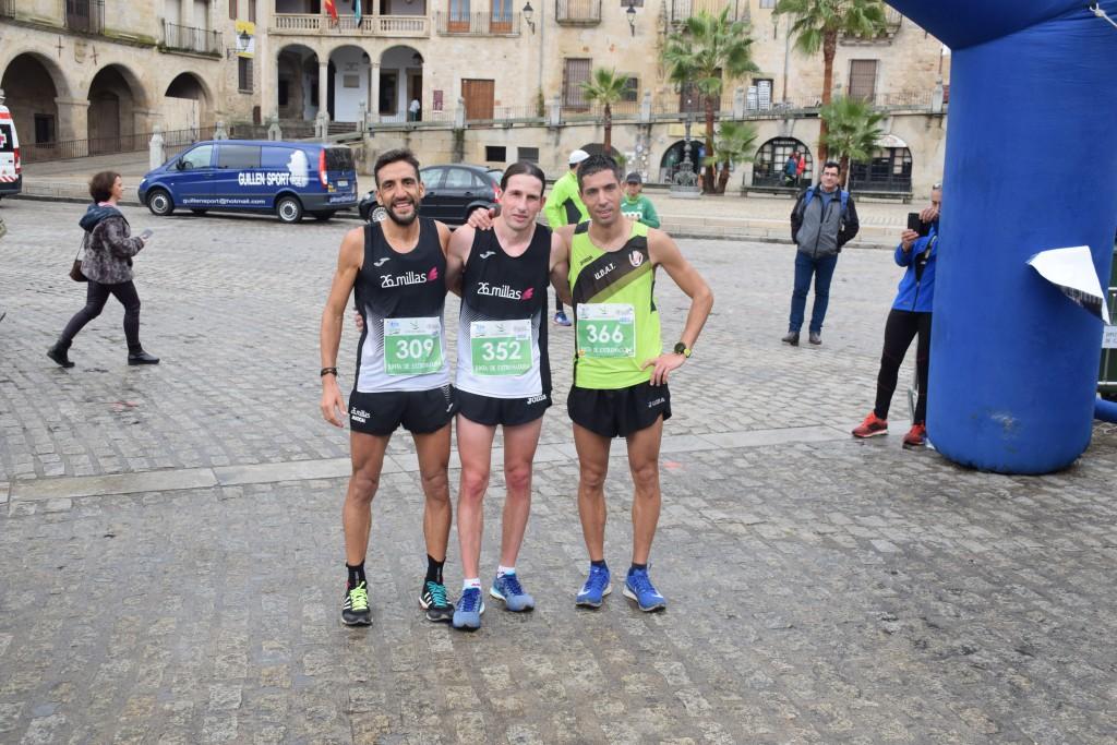Media Maratón 2018 (II)