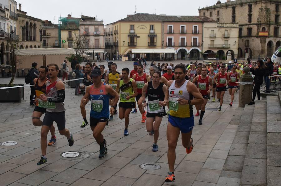La Media Maratón cuenta con un total de 180 corredores