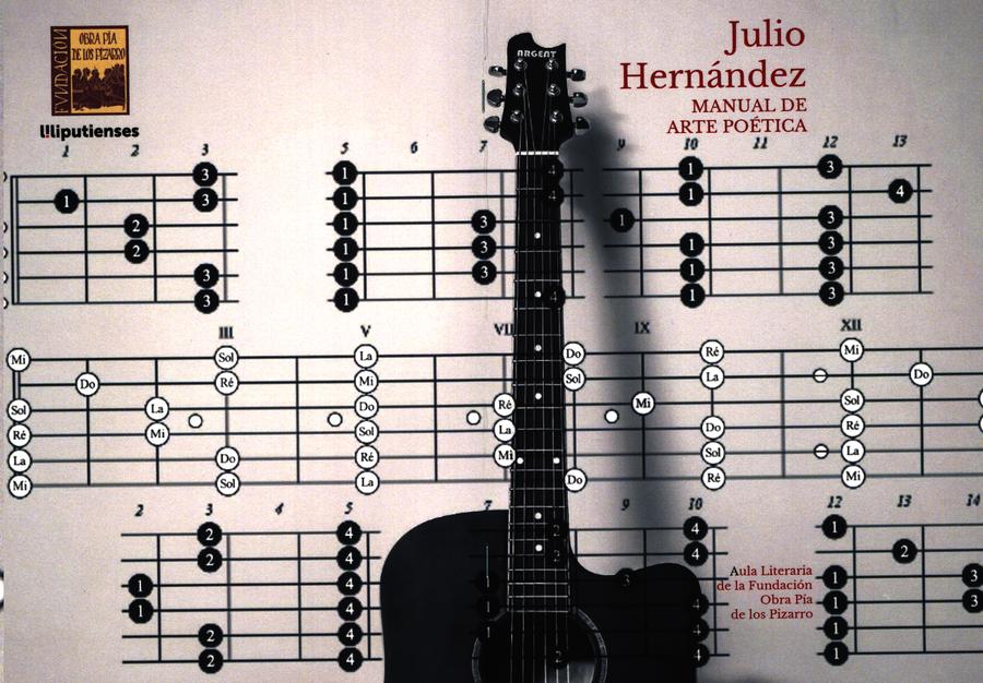 la Fundación Obra Pía de los Pizarro llevará a cabo su IV 'Aula literaria' mañana con Julio Hernández