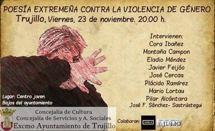 Certamen de poesía contra la violencia de género
