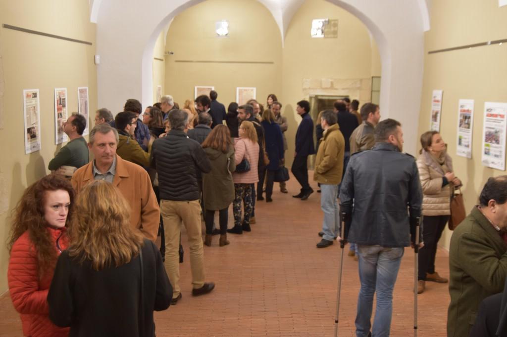 Exposición 'Trujillo en portada'