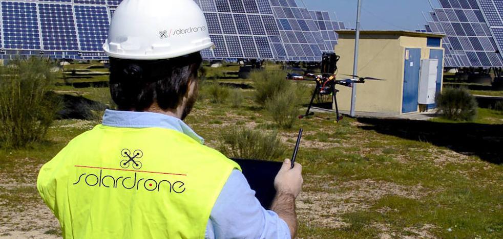 'Solardrone', de Trujillo, elegida por el Instituto de la Juventud de España