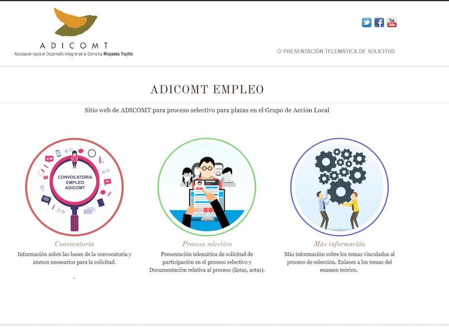 Adicomt convoca un puesto de trabajo para técnico o técnica de Proyectos de Desarrollo Rural