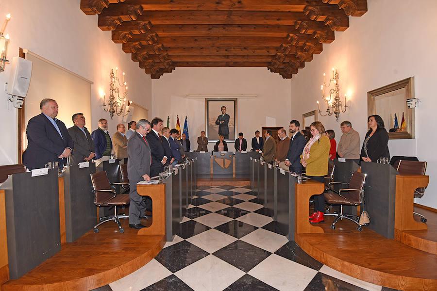 La Diputación aprueba la financiación del Programa de inversiones, que incluye el parque de bomberos de Trujillo