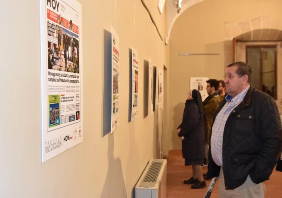 La exposición 'Trujillo en portada' estará abierta hasta el 5 de enero