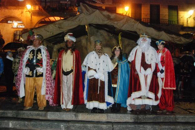 La cabalgata de Reyes contará con 8 carrozas y 300 participantes