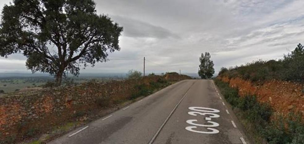La Diputación de Cáceres invierte 6,9 millones en arreglar una decena de carreteras provinciales