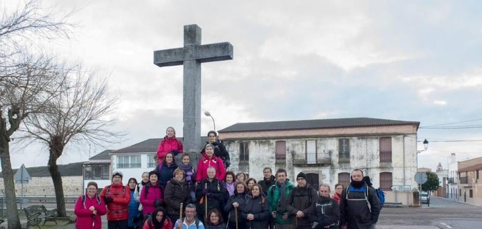 'Trujillo en marcha' abre el año este domingo con una ruta por Botija