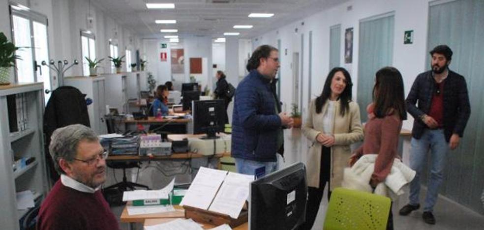 La Junta invierte más de 365.000 euros en el nuevo centro de empleo
