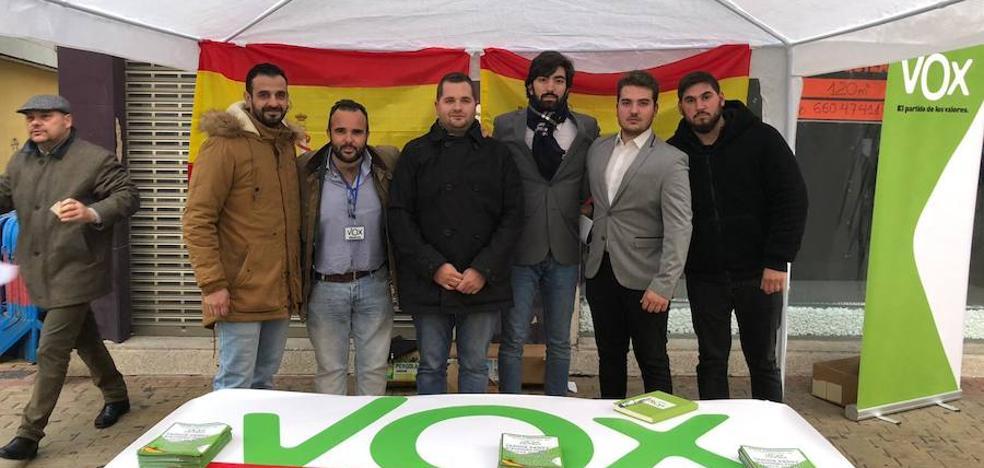 Vox ya tiene grupo en Trujillo, coordinado por Javier Gómez